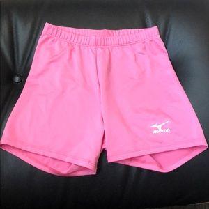 Mizuno Pink Volleyball Spandex 🏐